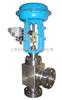 气动薄膜高压角型调节阀ZMAS